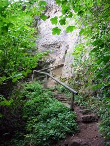 Wanderweg Ahorntal