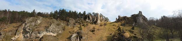 Aufsess-Felsengarten
