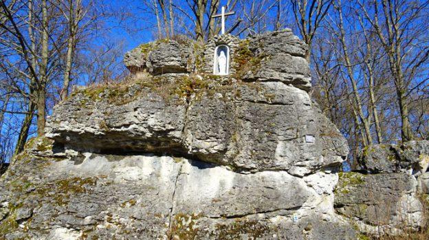 Langer Stein bei Eichig
