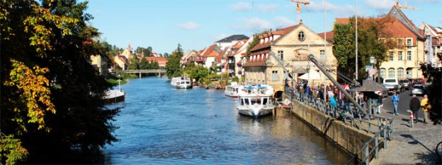 Bamberg Flusspfad