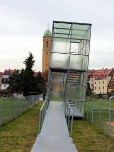 Aussichtsplattform Gärtnerstadt