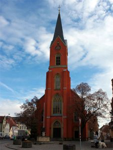 Maria Hilf Kirche