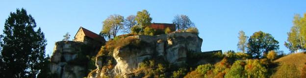 Pottenstein-Burg