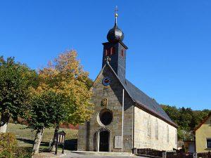 Kapelle Klosterlangheim