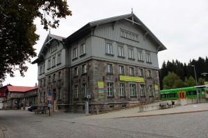 Bahnhof Bayerisch Eisenstein